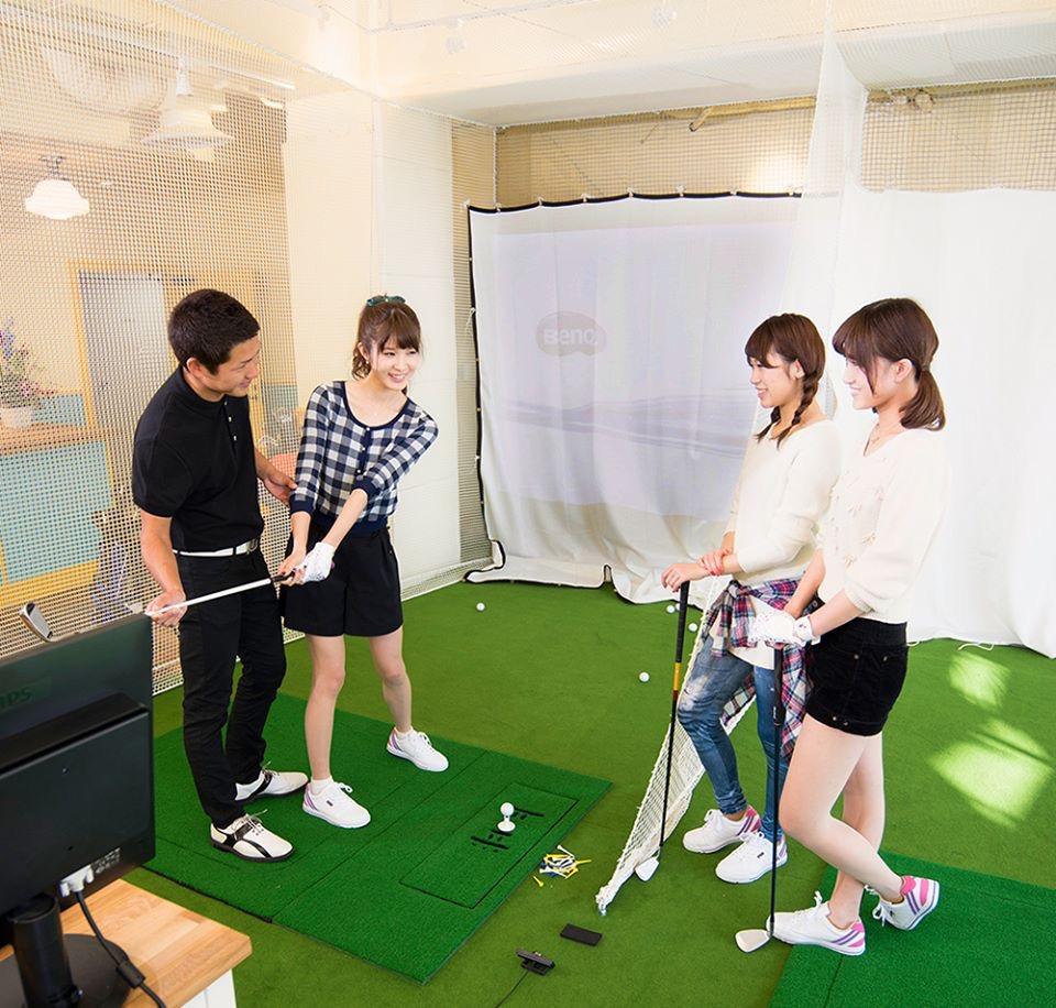 レイアップゴルフスタジオ