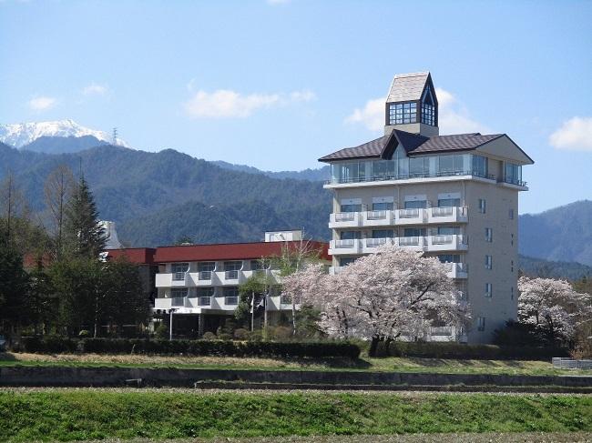 江戸川区立穂高荘