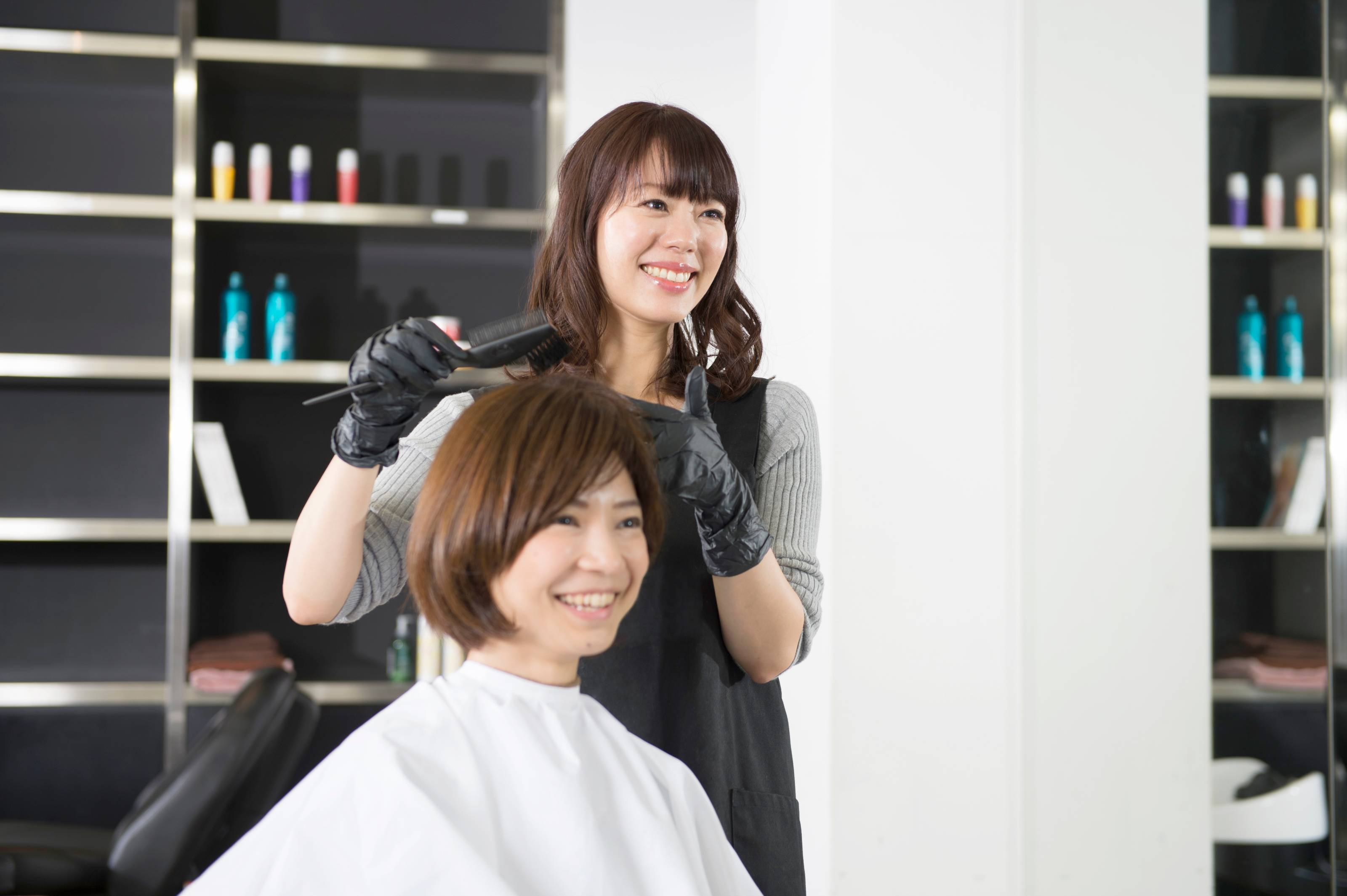 ヘアカラー専門店fufu イズミヤ和歌山