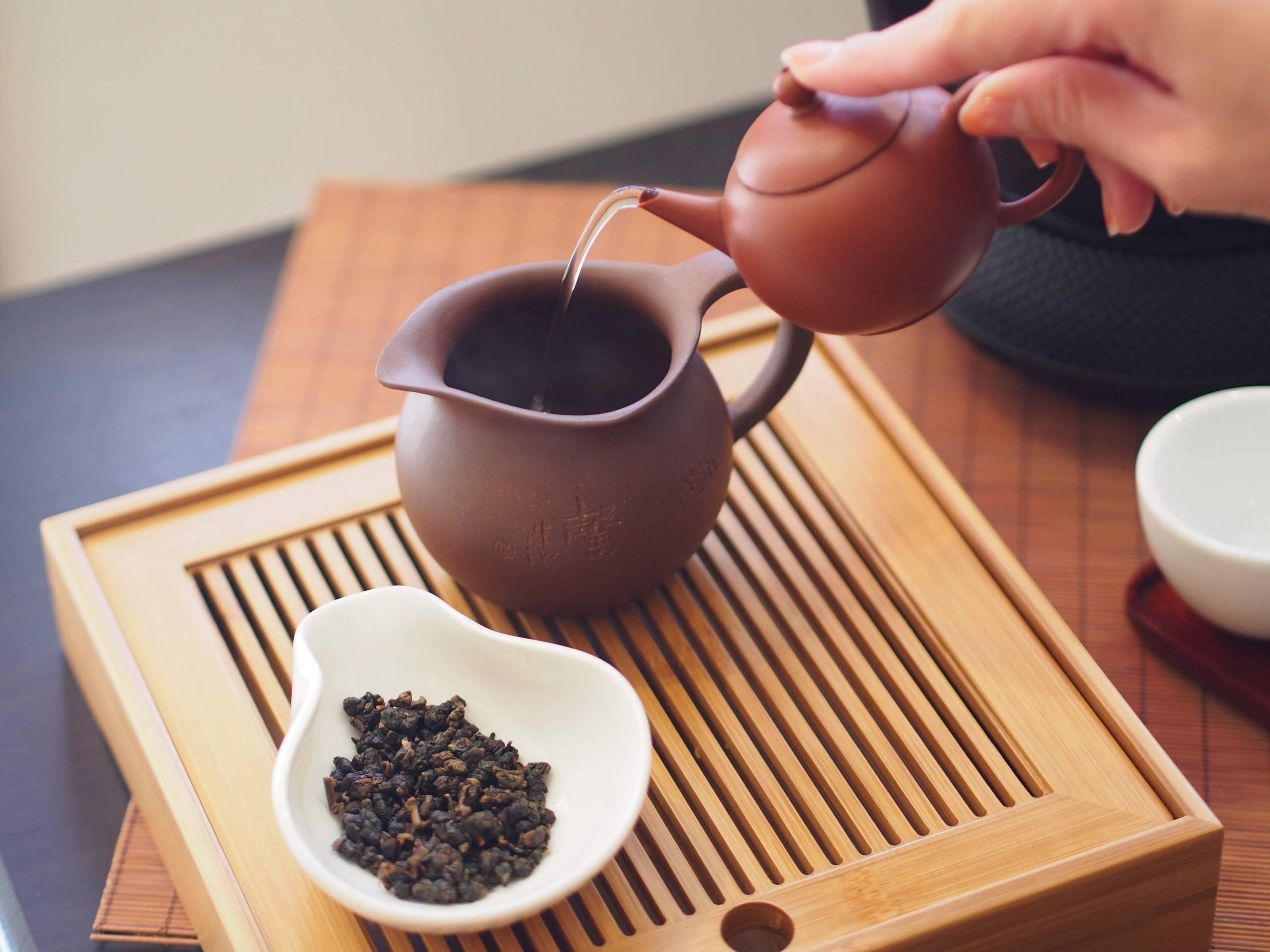 台湾茶藝館 狐月庵