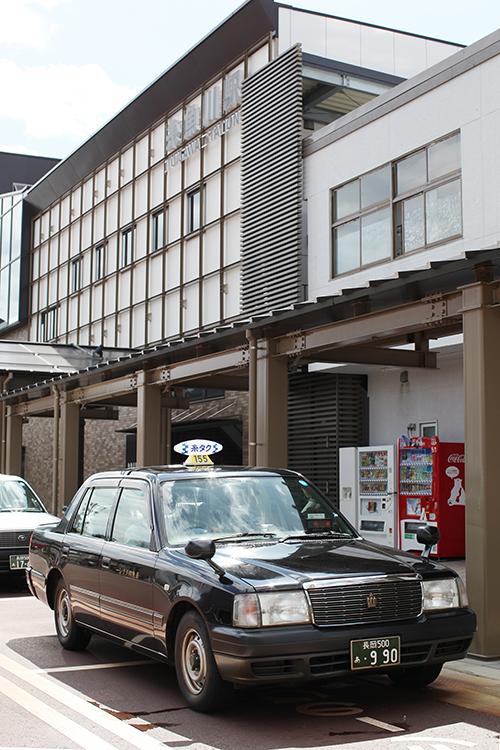有限会社糸魚川タクシー