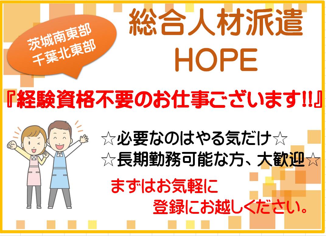 人材サービスHOPE