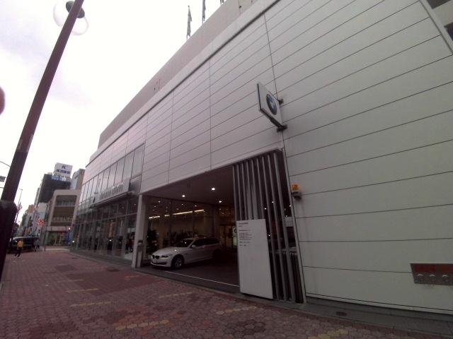 ヤナセBMW名古屋支店