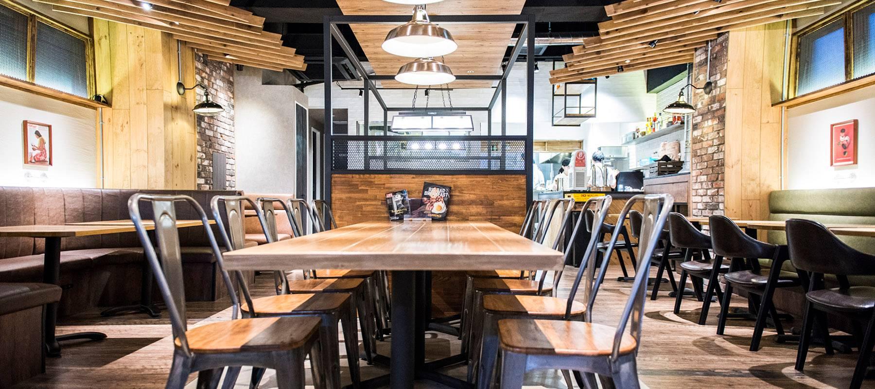BURG HOLIC Coffee and Diner