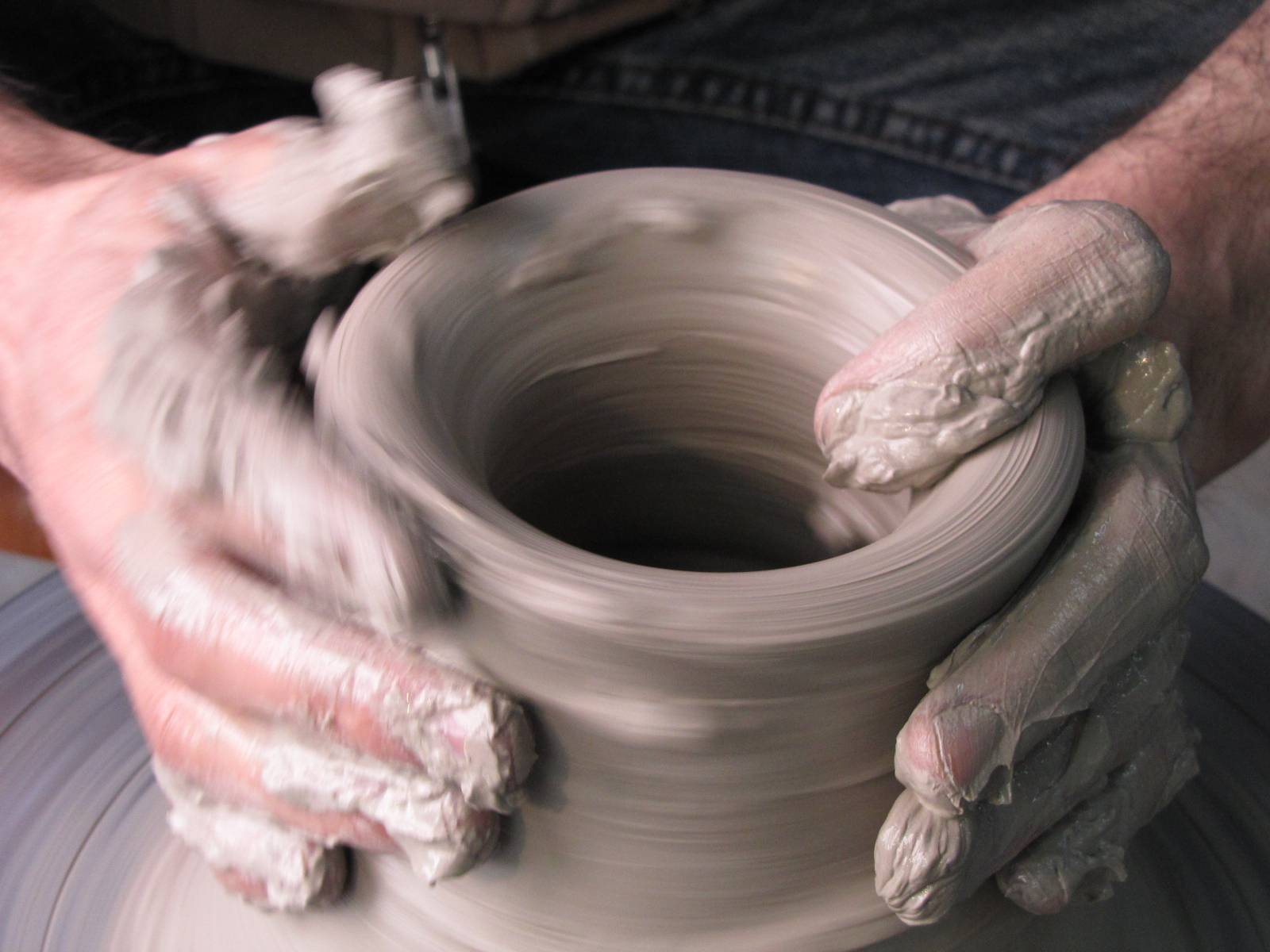 白金陶芸教室