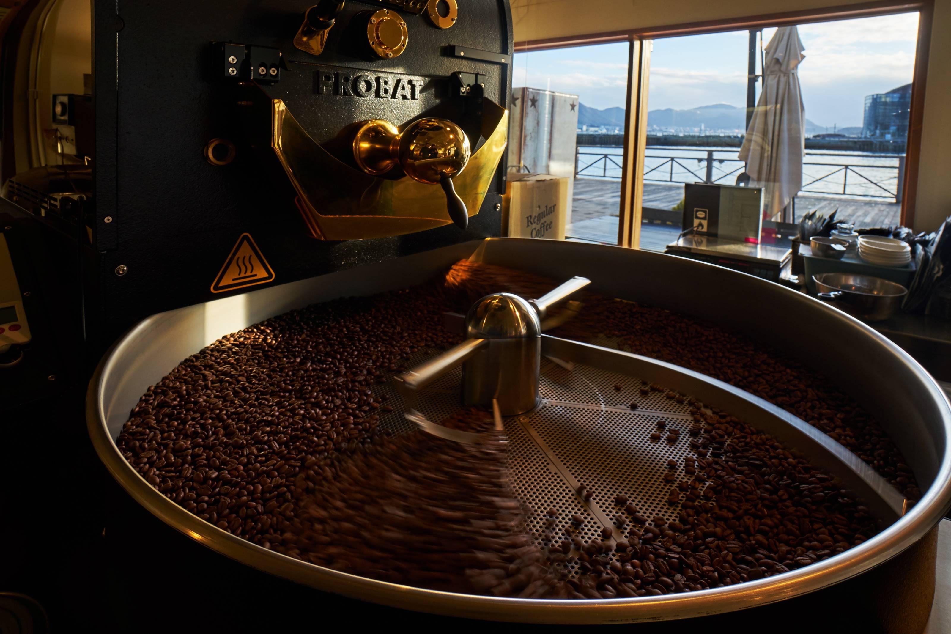 TAKADA COFFEE カモンワーフ店