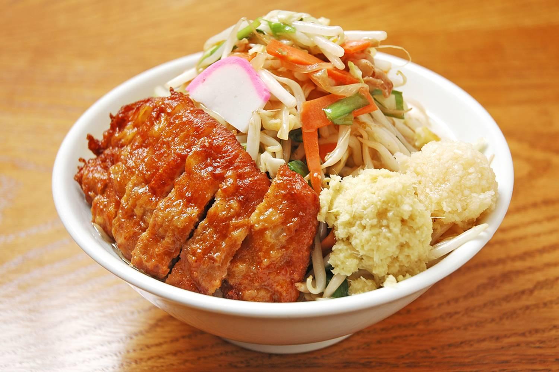 極濃湯麺 フタツメ