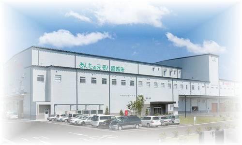 株式会社パールライス宮城 本社精米工場