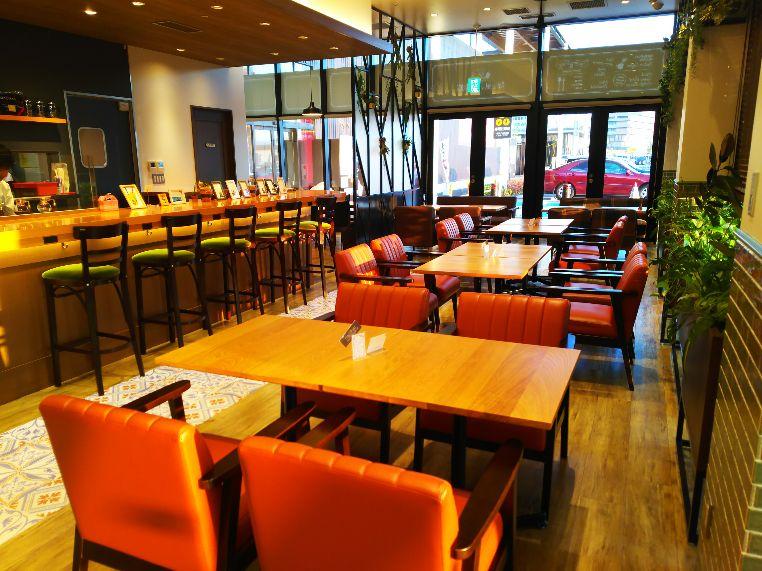 緑と風の珈琲館ウミノ