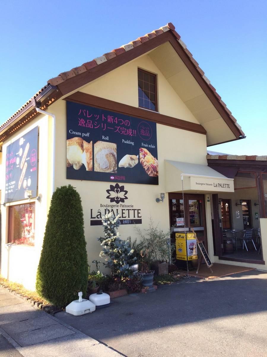 ラパレット古川店(欧風菓子&石窯パン工房 LaPALETTE)
