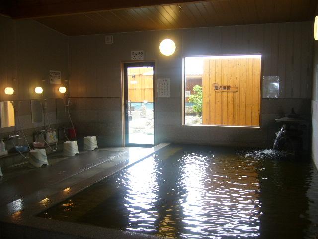 大川温泉 貴肌美人 緑の湯