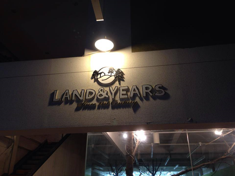 THE PARK 、LAND&YEARS(有限会社THINK&CO.)