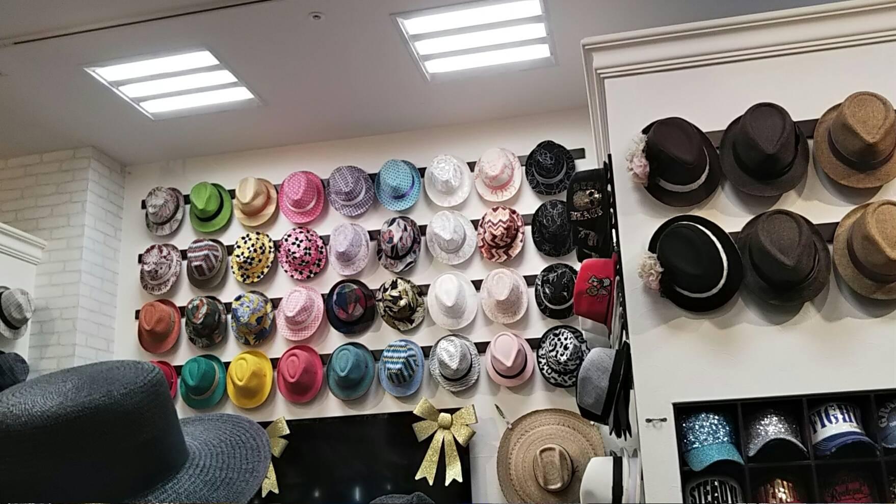 帽子屋フレイヴァ ららぽーと アリオ北砂