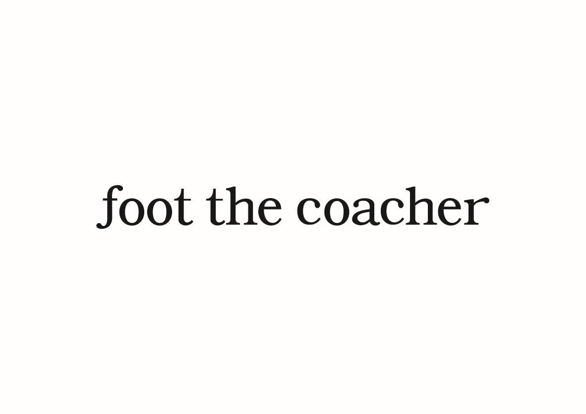 foot the coacher 新宿伊勢丹メンズ館2F