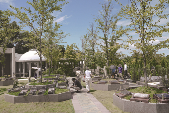 株式会社霊園・墓石のヤシロ