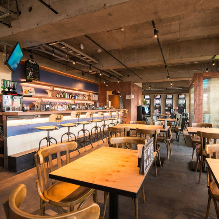 Darts Cafe AQUA
