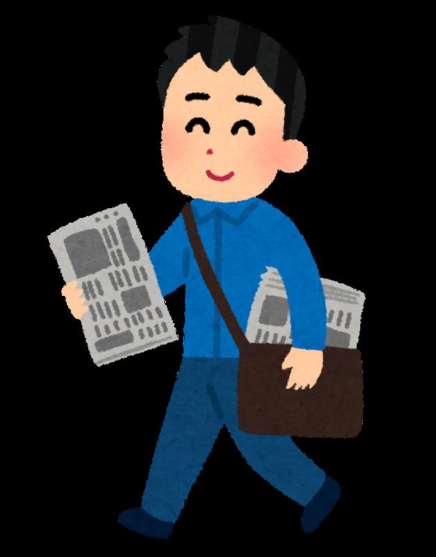 中国新聞三篠販売所