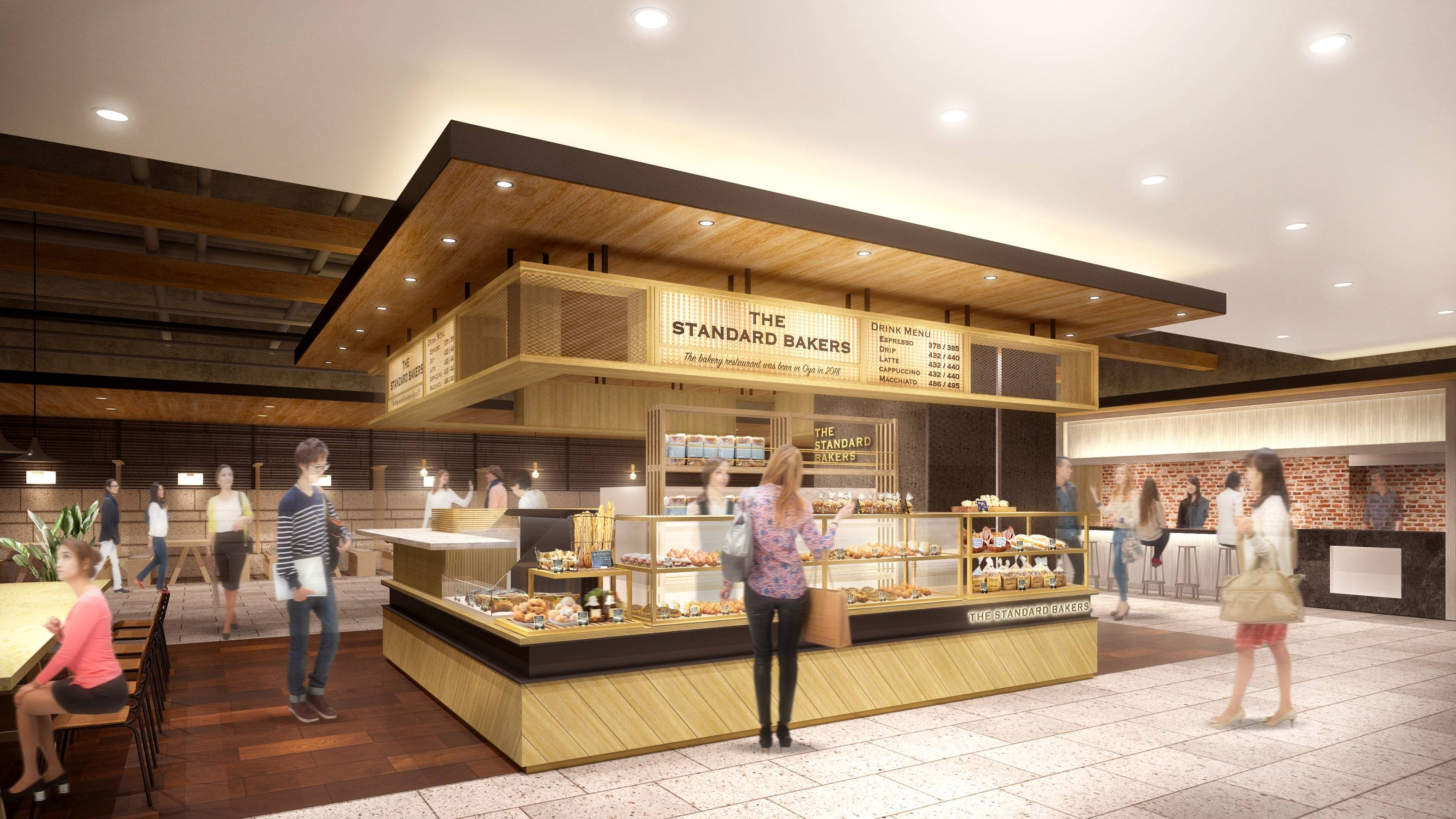 THE STANDARD BAKERS PASEO宇都宮店