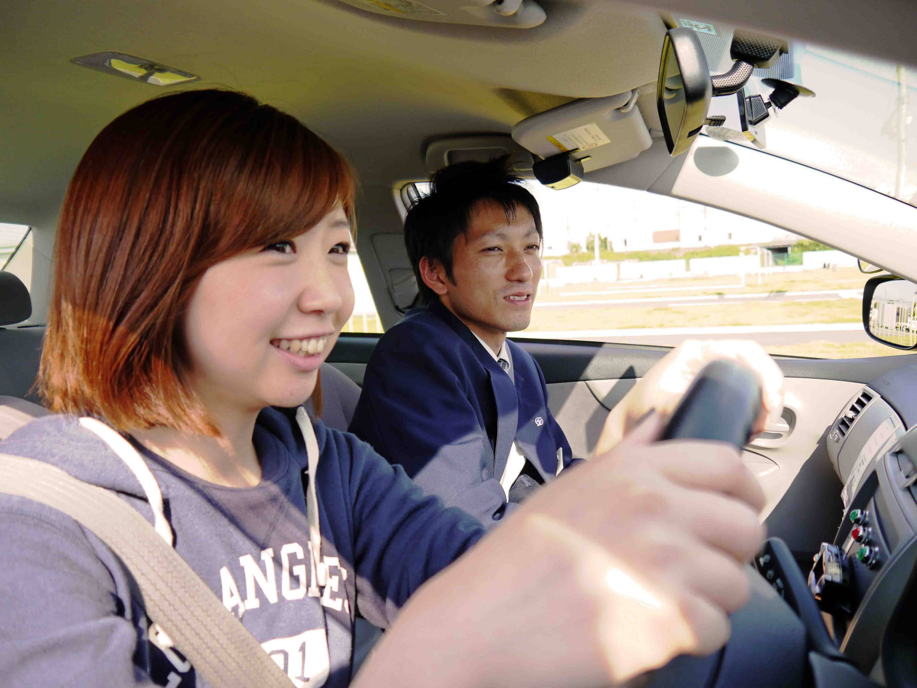 坂戸自動車教習所