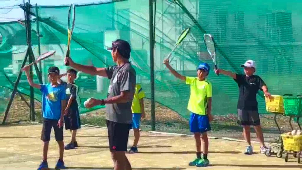 テンテニススクール