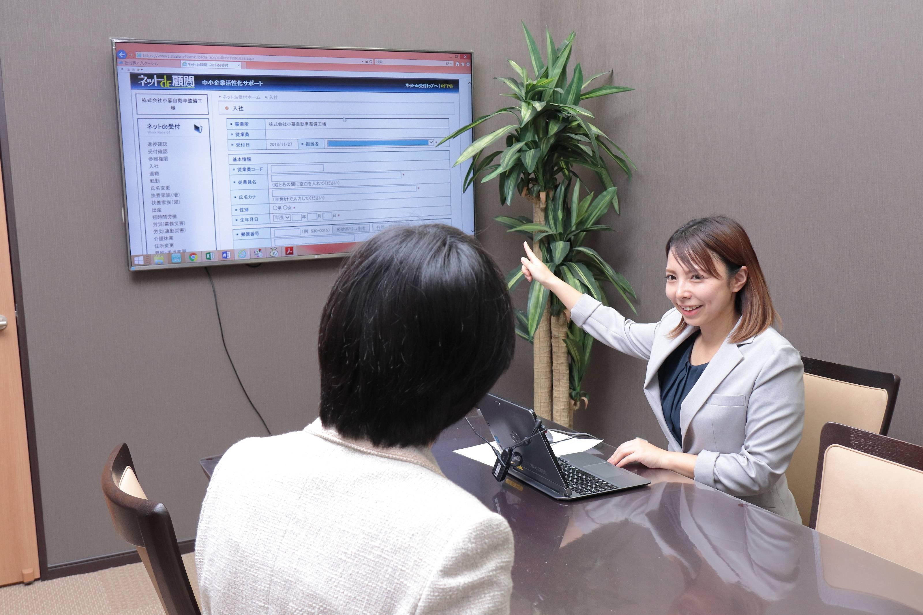 中小企業活性化サポート