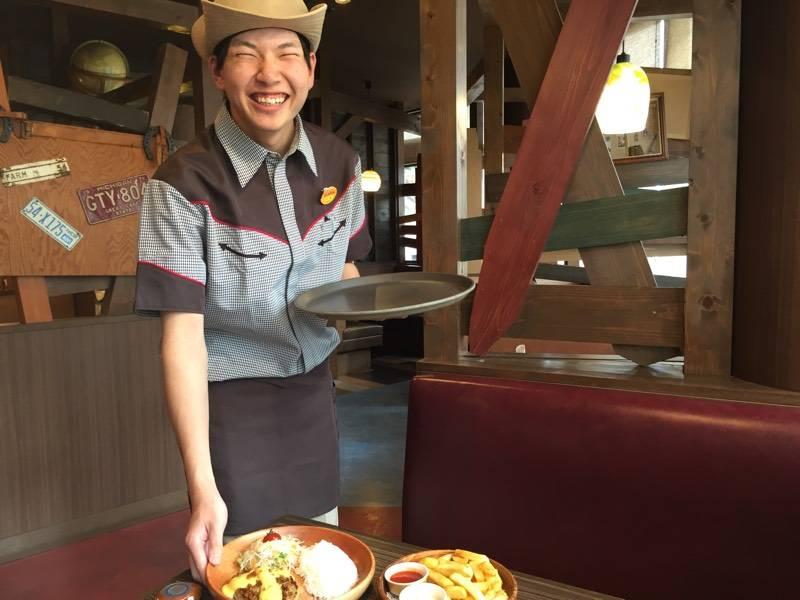 ハンバーグレストラン びっくりドンキー 松本店