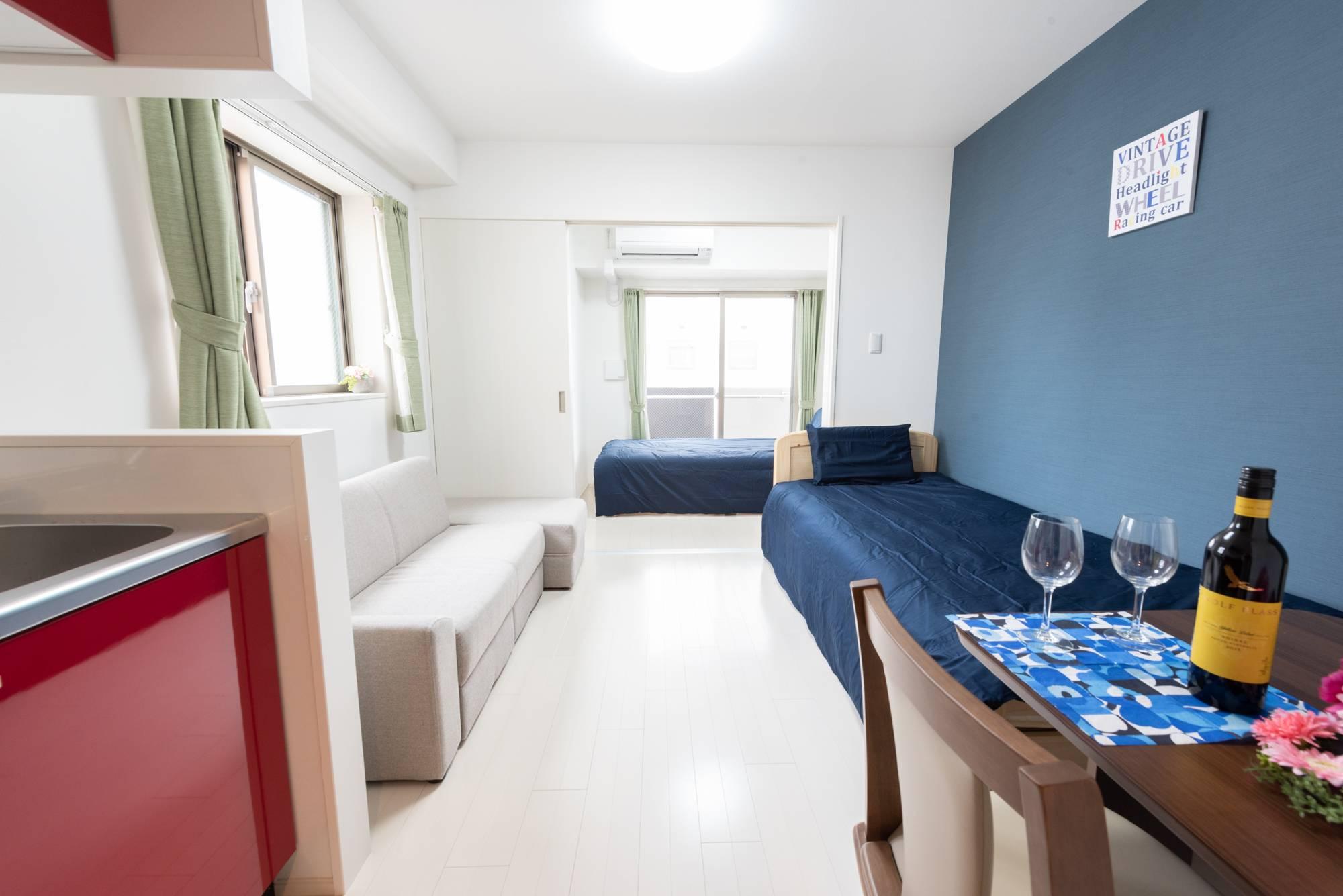 日本住宅宿泊管理株式会社