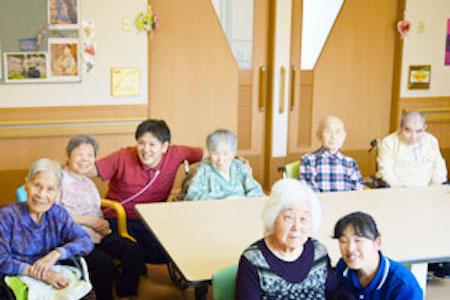 袖ケ浦瑞穂特別養護老人ホーム