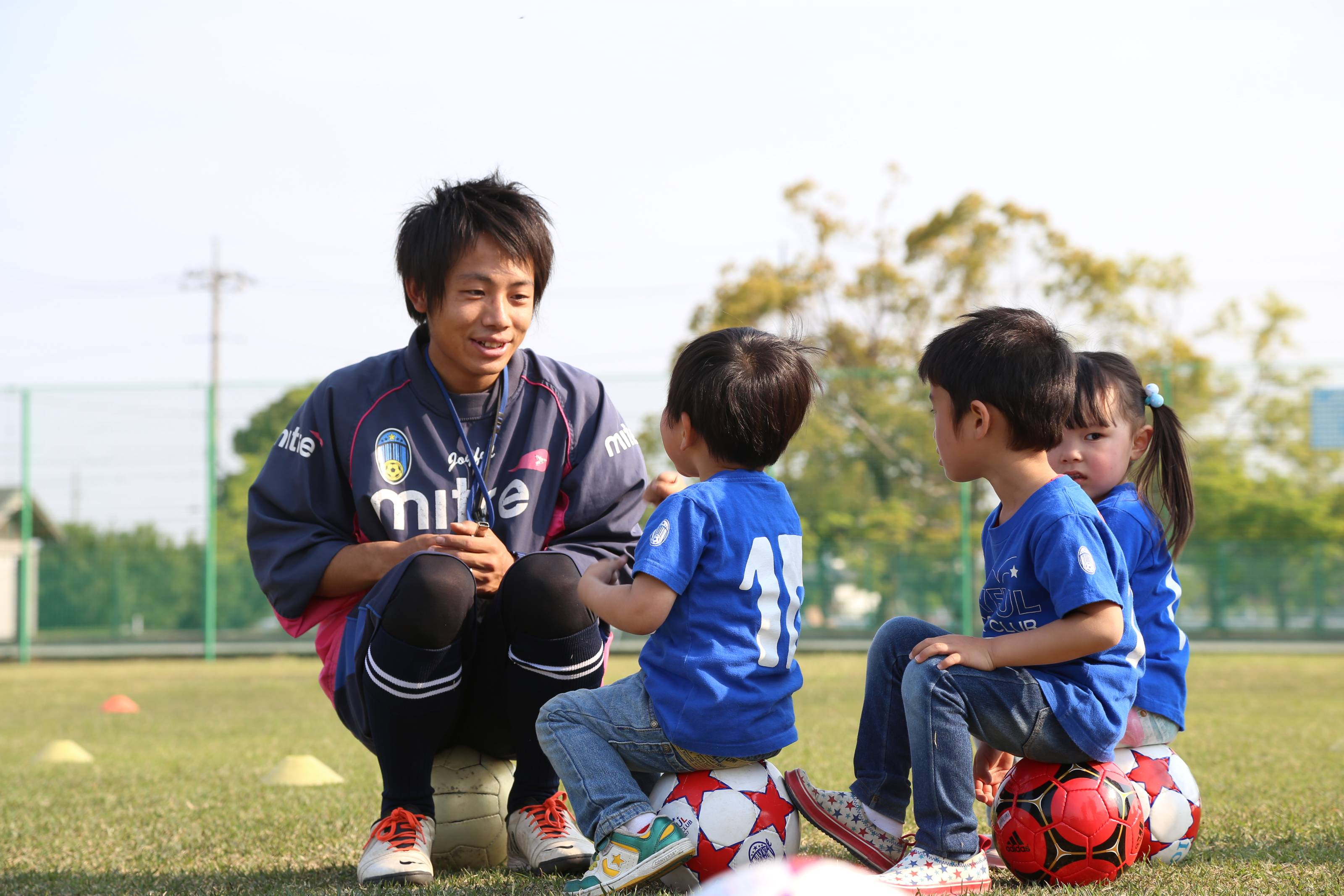 JOYFULサッカークラブ茨城支部/(株)globeコーポレーション