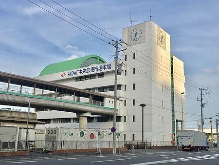 株式会社丸杉 横浜中央卸売市場本場