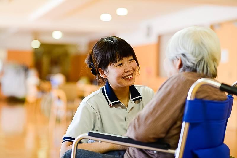介護老人保健施設掬水