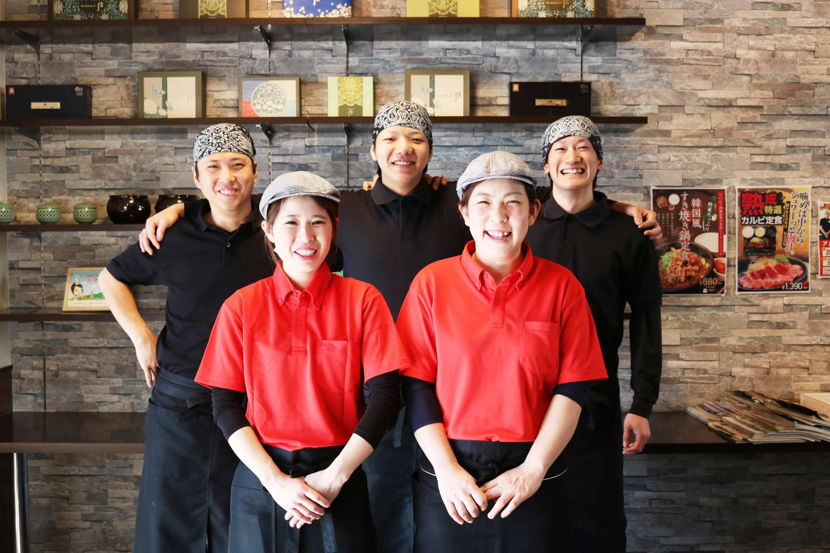 カルビ丼とスン豆腐専門店 韓丼豊橋店