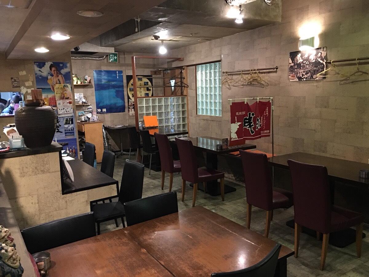 沖縄料理 SIKINA