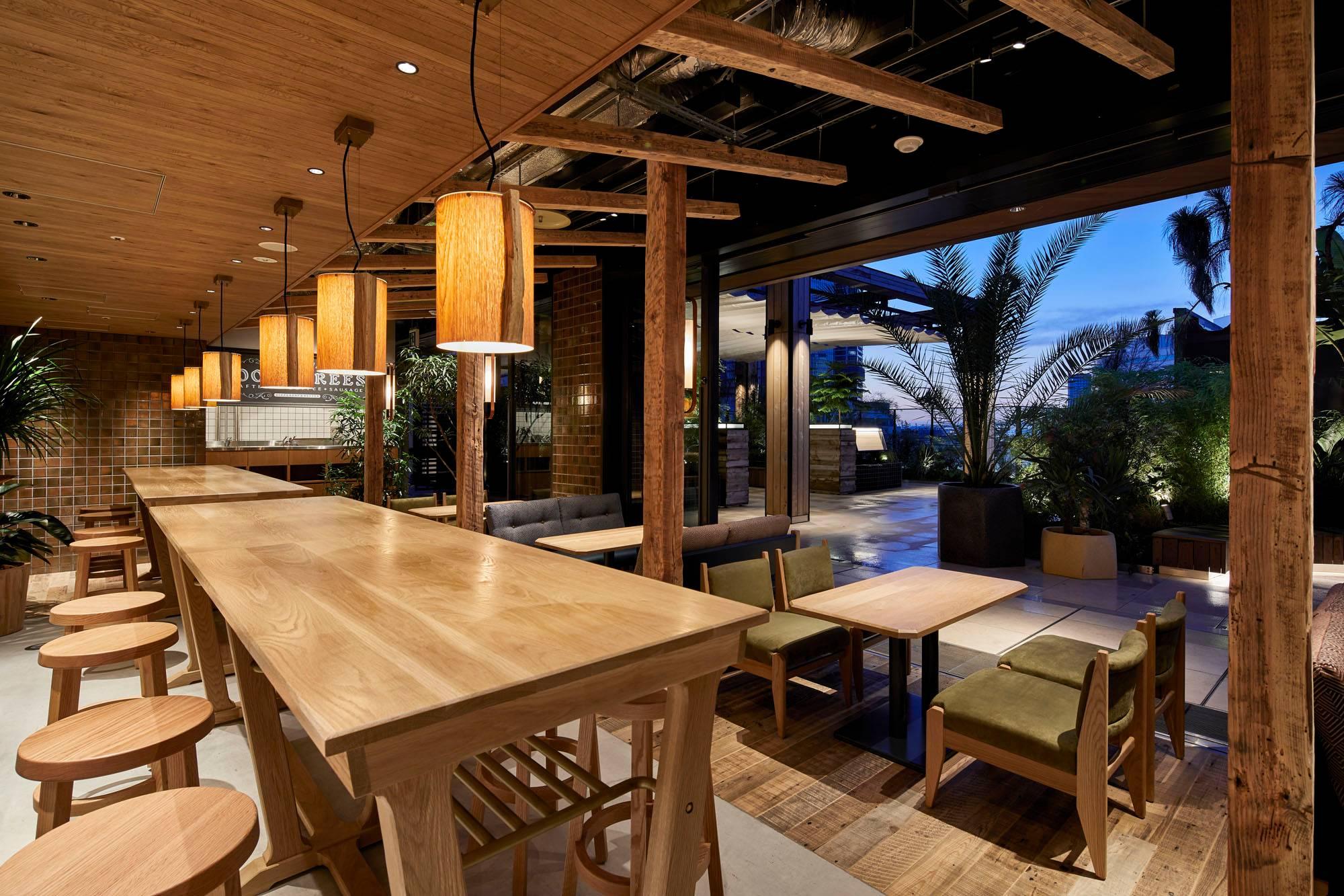 横浜 ニュウマン レストラン