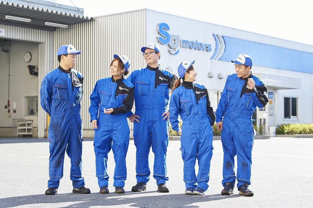 SGモータース株式会社
