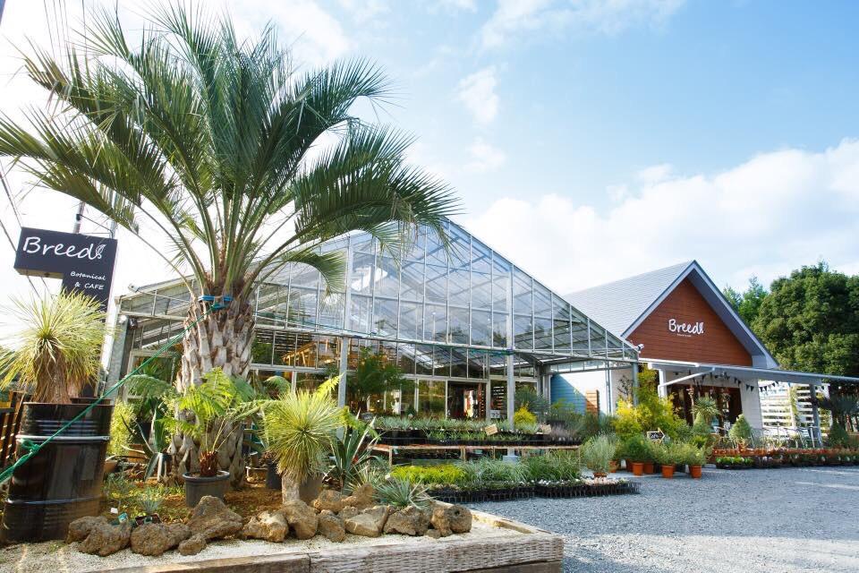Botanical &cafe Breed