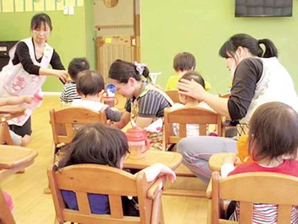 EGAOの保育みらいっこ ぷち 川崎認定保育園