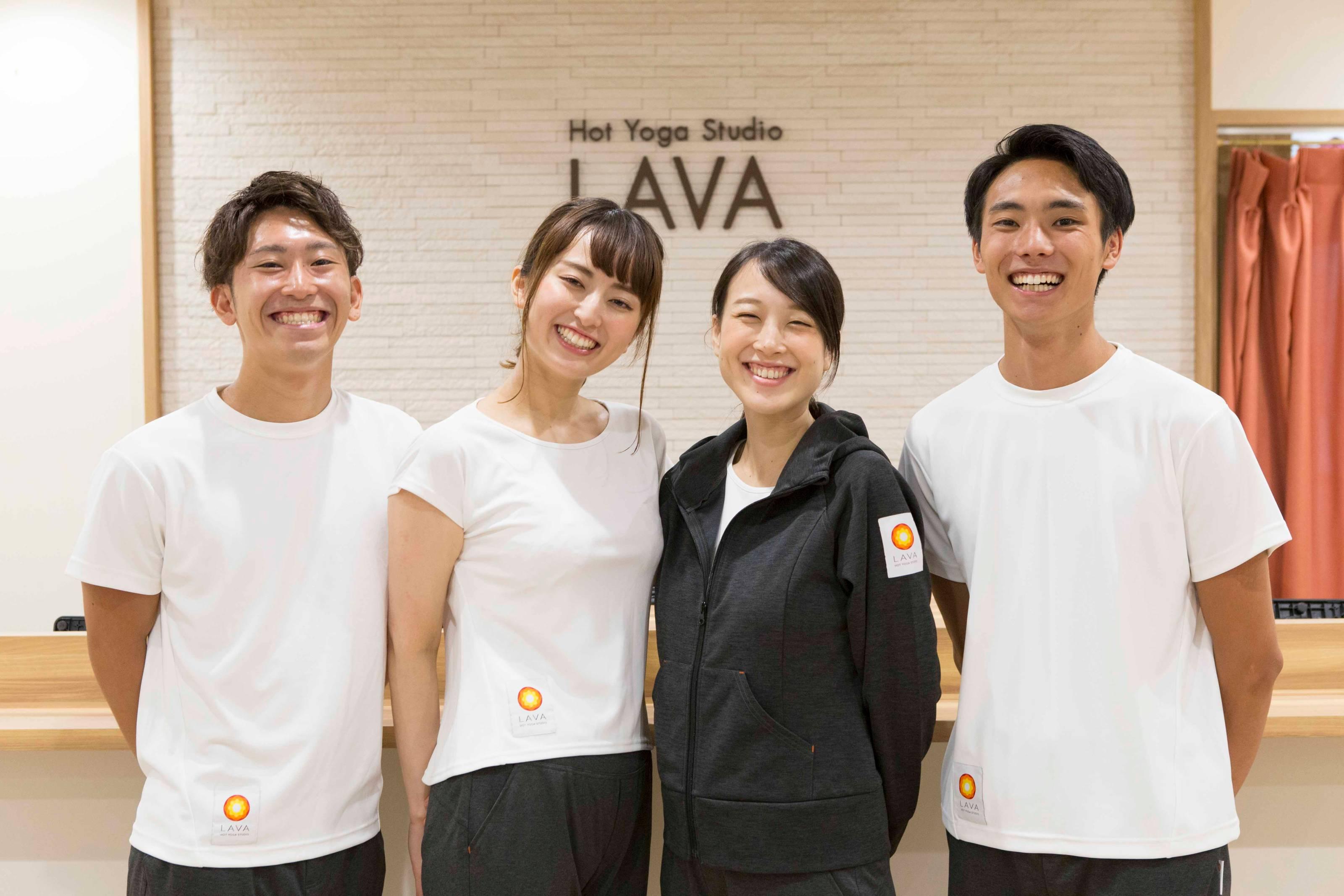 ホットヨガスタジオLAVA 新杉田店