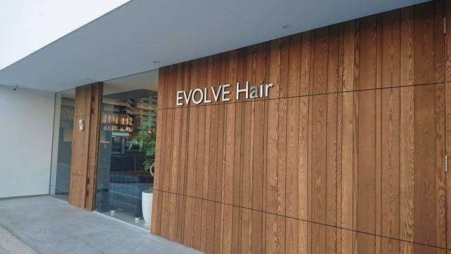 EVOLVE hair