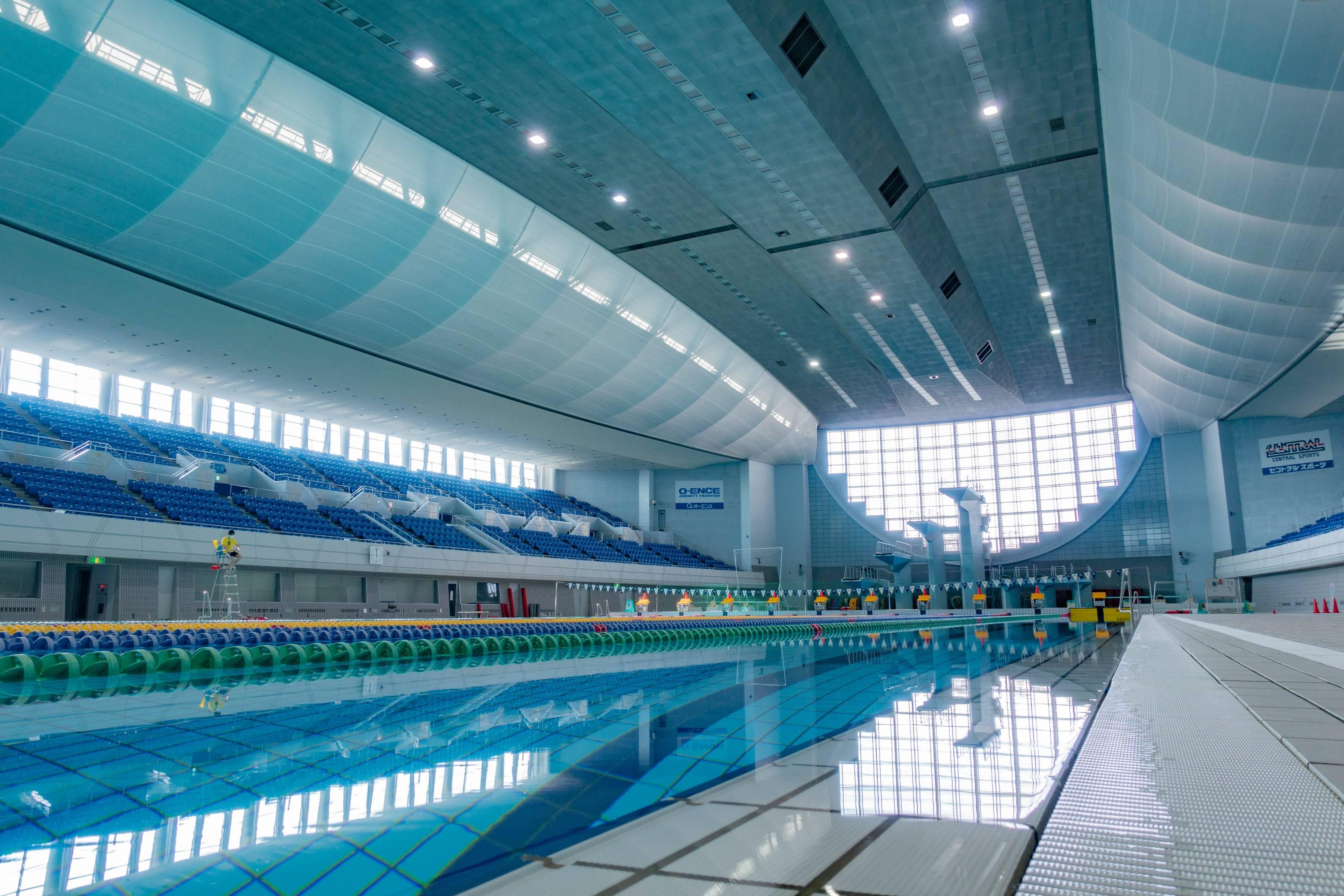 株式会社フクシ・エンタープライズ 千葉県国際総合水泳場