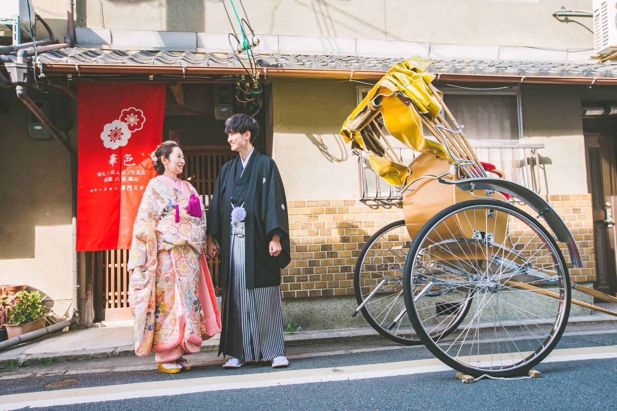 京都祇園 華色 / 株式会社 富士スタヂオ cadeau