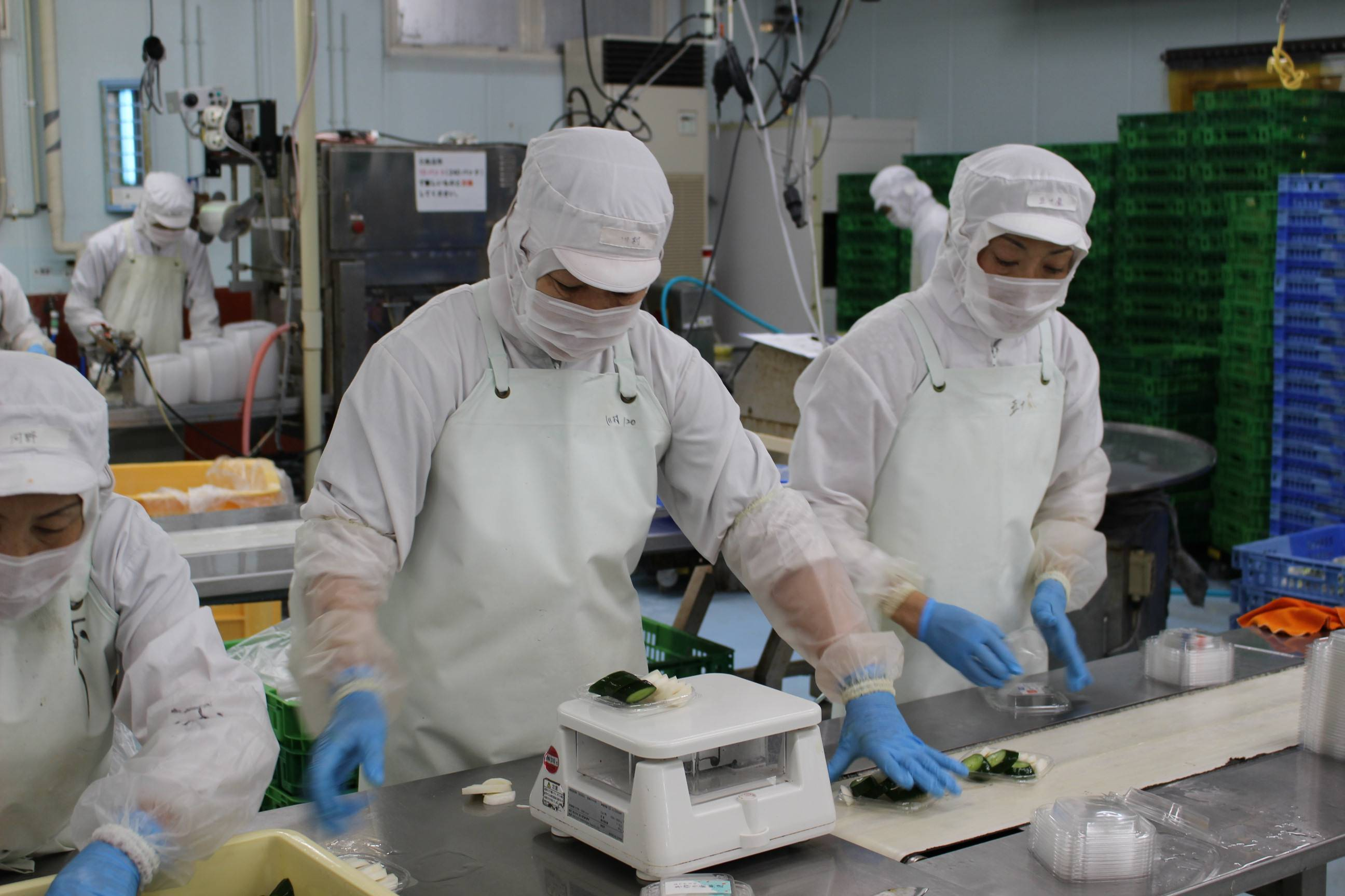 関口漬物食品株式会社 北関東営業所