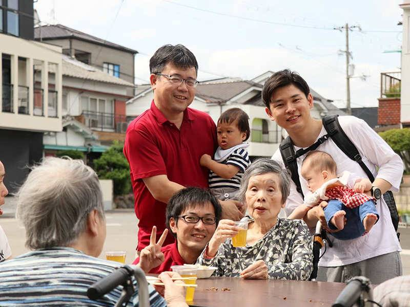 日本福祉サービス株式会社