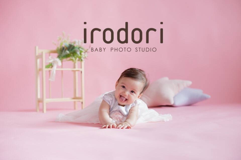 BABY PHOTO STUDIO irodori