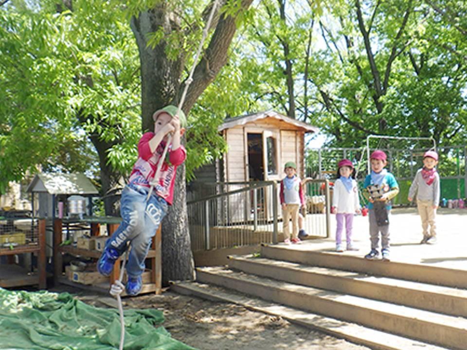 学校法人正和学園 つながりシェア保育園代々木上原