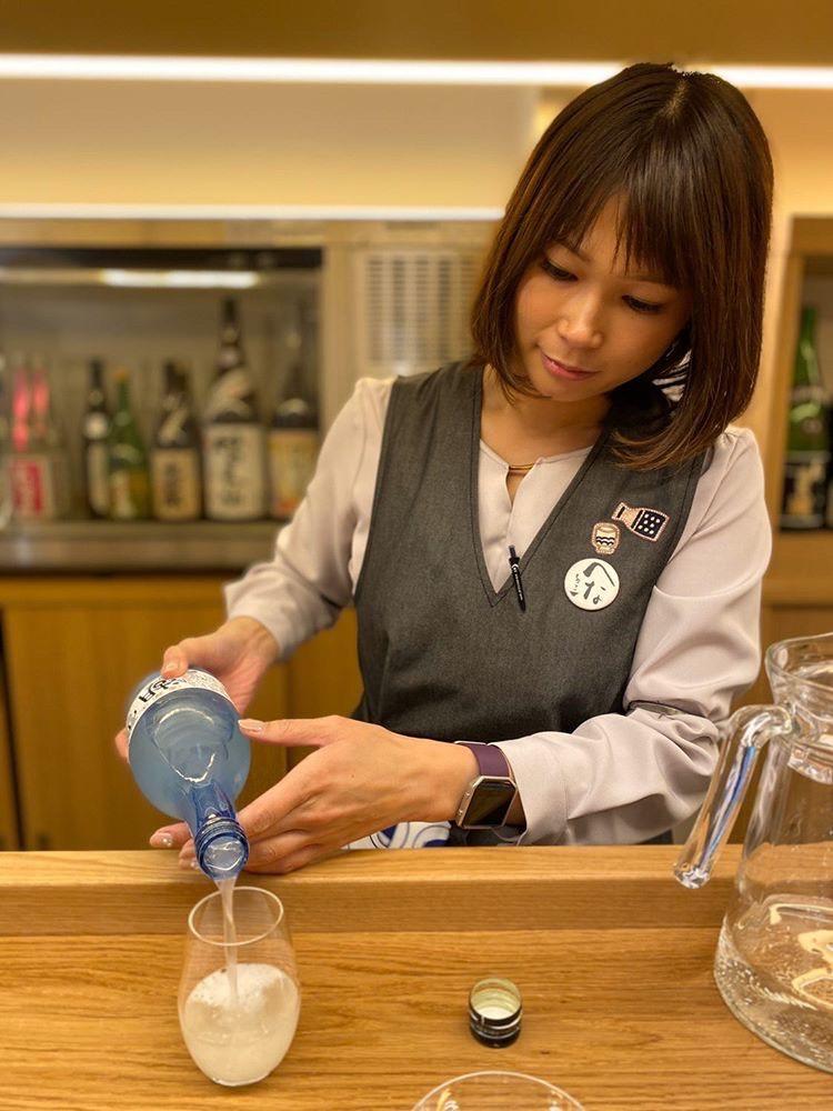 日本酒バー へなちょこ