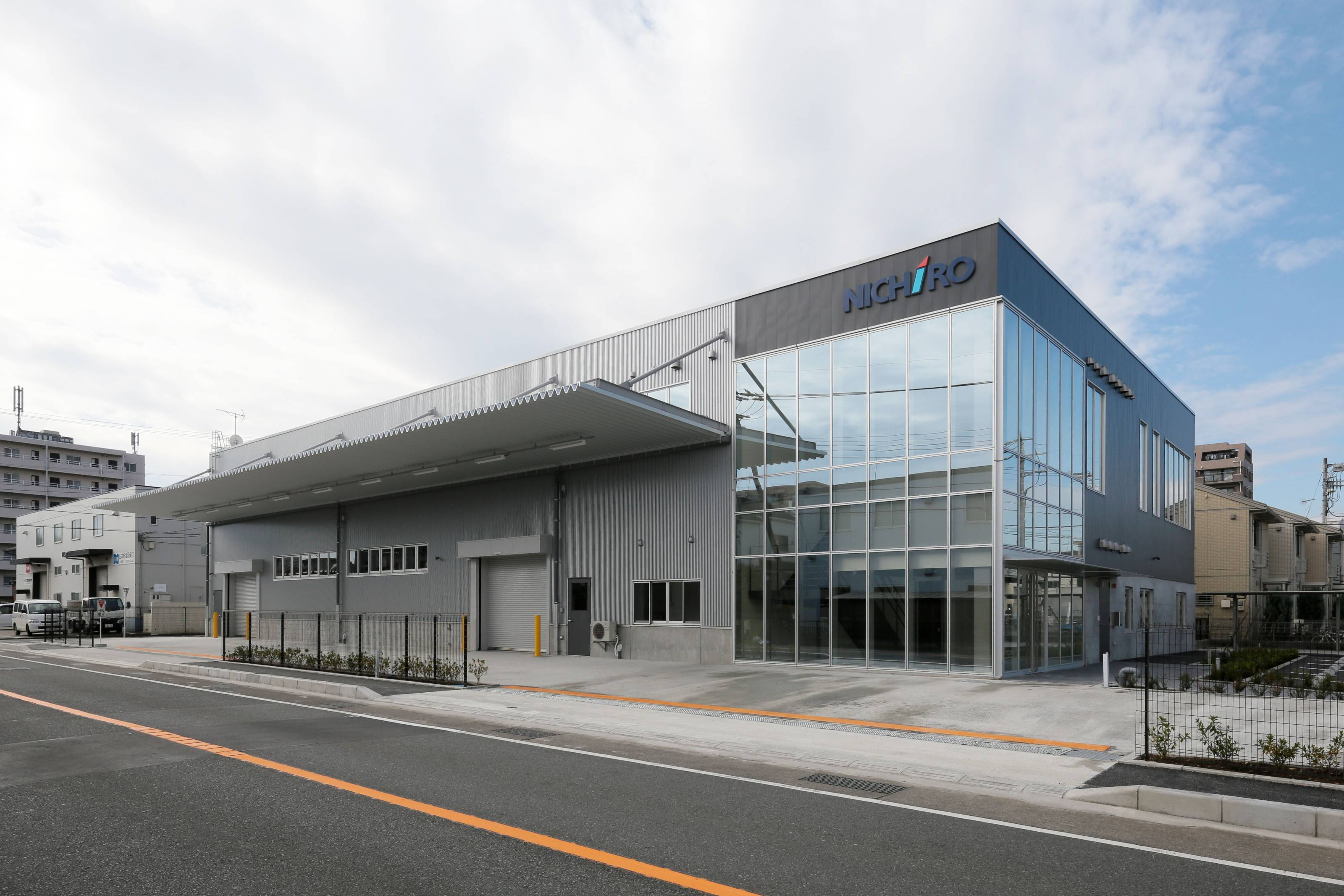 日本濾過器株式会社