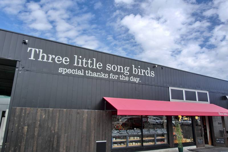 Three Little song Birds ららぽーと名古屋みなとアクルス店(中村漆器産業株式会社)