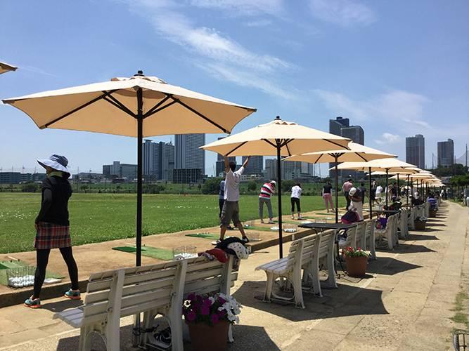 株式会社東京多摩川ゴルフ練習場