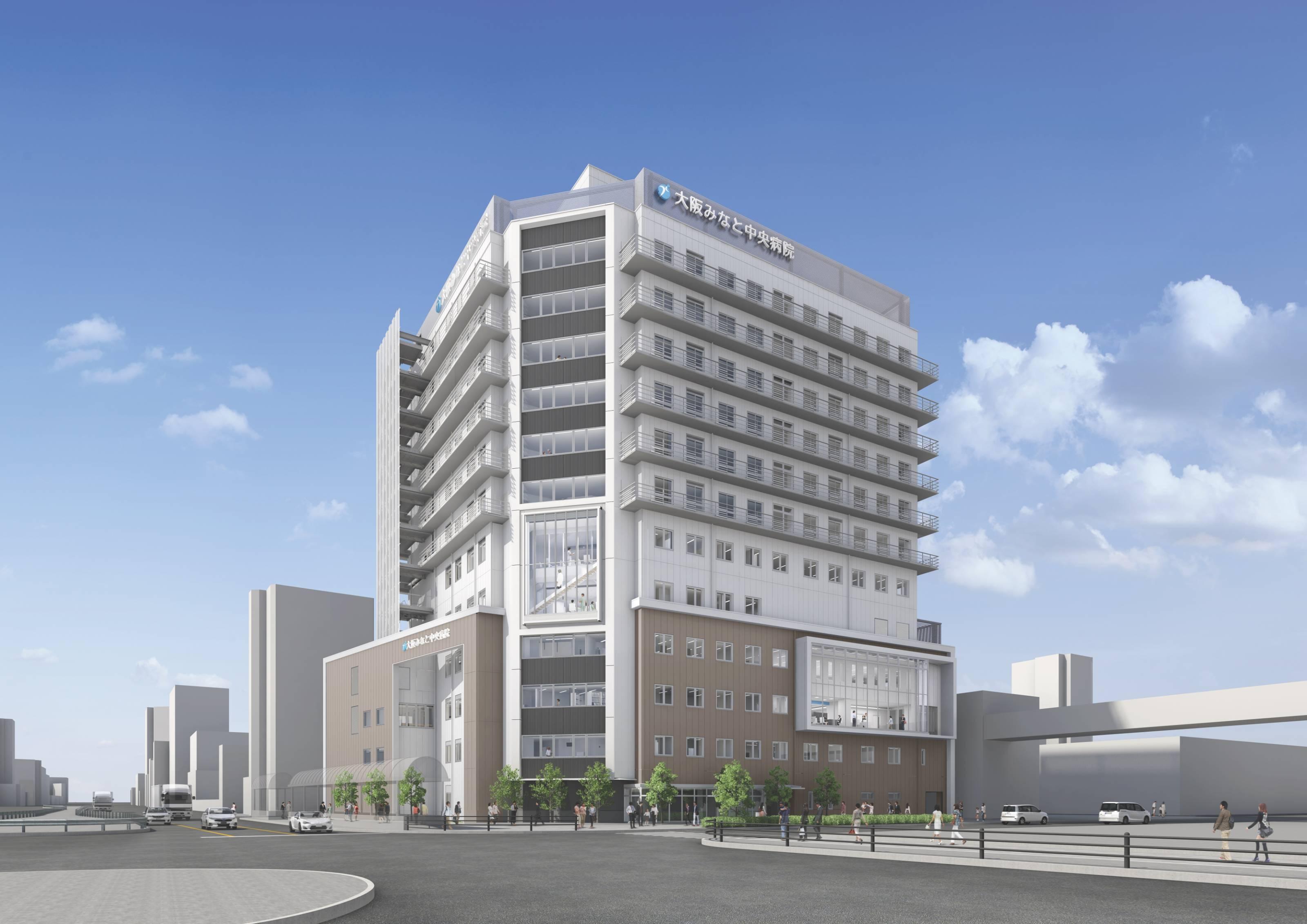 独立行政法人地域医療機能推進機構大阪みなと中央病院